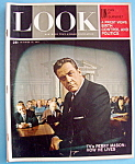 Click here to enlarge image and see more about item 7964: Look Magazine - October 10, 1961 - Perry Mason