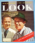 Click here to enlarge image and see more about item 7974: Look Magazine - July 22, 1958 - Bing & Bob Crosby