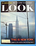 Click here to enlarge image and see more about item 7977: Look Magazine - February 18, 1958 - New York