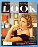 Look Magazine September 2, 1958 Ingrid Bergman