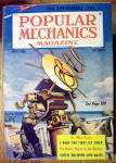 Popular Mechanics Magazine-July 1952-Jet Liner