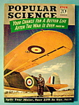 Click here to enlarge image and see more about item 8012: Popular Science Magazine  - November 1942