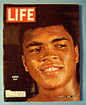 Click to view larger image of Life Magazine - March 6, 1964 - Cassius Clay (Image1)