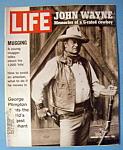 Click to view larger image of Life Magazine-January 28, 1972-John Wayne (Image1)