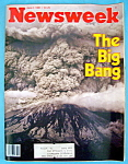 Click here to enlarge image and see more about item 8046: Newsweek Magazine - June 2, 1980 - The Big Bang