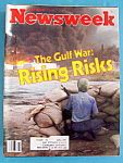 Newsweek Magazine - October 20, 1980 - The Gulf War
