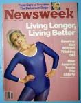 Click to view larger image of Newsweek Magazine-November 1, 1982-Living Longer (Image1)
