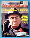 Newsweek Magazine - November 22, 1982 - Yuri Andropov