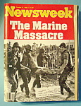 Newsweek Magazine-October 31, 1983-Marine Massacre