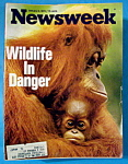 Newsweek Magazine - January 6, 1975 - Wildlife