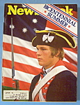 Newsweek Magazine July 14, 1975 Bicentennial Summer