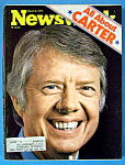 Newsweek Magazine - March 8, 1976 - All About Carter