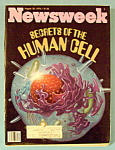 Newsweek Magazine - August 20, 1979 - Human Cell