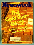 Newsweek Magazine - October 1, 1979 - Gold Rush