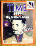 Time Magazine-November 28, 1983-George Orwell
