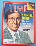 Time Magazine-January 23, 1984-Arthur Rock