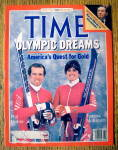 Time Magazine-January 30, 1984-Olympic Dreams