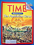 Time Magazine-August 6, 1984-Mexico City