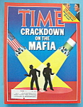 Time Magazine-October 15, 1984-Mafia