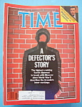 Time Magazine-February 11, 1985-Defector's Story