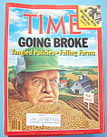 Time Magazine-February 18, 1985-Going Broke