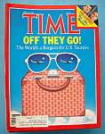 Time Magazine-April 22, 1985-Off They Go
