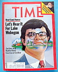 Time Magazine-November 4, 1985-Garrison Keillor