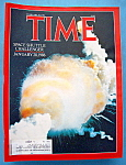 Time Magazine-February 10, 1986-Challenger
