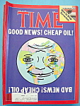 Time Magazine-April 14, 1986-Cheap Oil