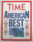 Click to view larger image of Time Magazine June 16, 1986 American Best (Image2)