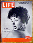 Click to view larger image of Life Magazine-March 1, 1954-Actress Rita Moreno (Image1)