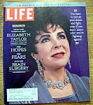 Life Magazine-April 1997-Elizabeth Taylor