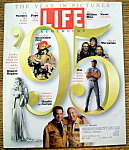 Click to view larger image of Life Magazine-January 1996-Remembers 1995 (Image1)