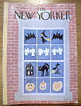 Click here to enlarge image and see more about item 8435: The New Yorker Magazine - October 29, 1979