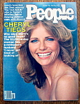 Click here to enlarge image and see more about item 8446: People Magazine - June 19, 1978 - Cheryl Tiegs