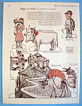 Click here to enlarge image and see more about item 8672: Nipper In Italy Paper Doll - April 1925