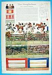 Click here to enlarge image and see more about item 8677: The Steeplechase Paper Doll - 1914