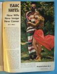 Click to view larger image of Ebony Magazine-October 1973-Isaac Hayes (Image4)