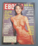 Click here to enlarge image and see more about item 8708: Ebony Magazine - December 1994 - Halle Berry