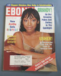 Click here to enlarge image and see more about item 8716: Ebony Magazine - August 1998 - Brandy