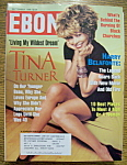 Click here to enlarge image and see more about item 8717: Ebony Magazine - September 1996 - Tina Turner