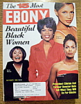 Click here to enlarge image and see more about item 8721: Ebony Magazine - October 1996 - 15 Black Women