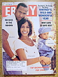 Click here to enlarge image and see more about item 8724: Ebony Magazine - July 1994 - Whitney's Wild Year