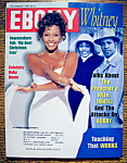 Click here to enlarge image and see more about item 8725: Ebony Magazine - December 1996 - Whitney Talks