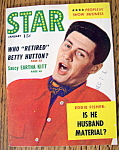 Star Magazine January 1955 Eddie Fisher