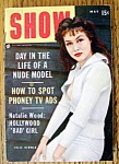 Show Magazine May 1957 Julie Newmar