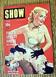 Show Magazine July 1953 Marie Wilson