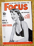 Click to view larger image of Focus Magazine July 8, 1953 Judy Hall (Image1)