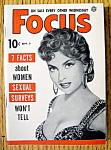 Click to view larger image of Focus Magazine September 2, 1953 Nejla Ates (Image1)