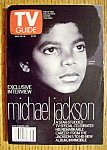 TV Guide November 10-16, 2001 Michael Jackson